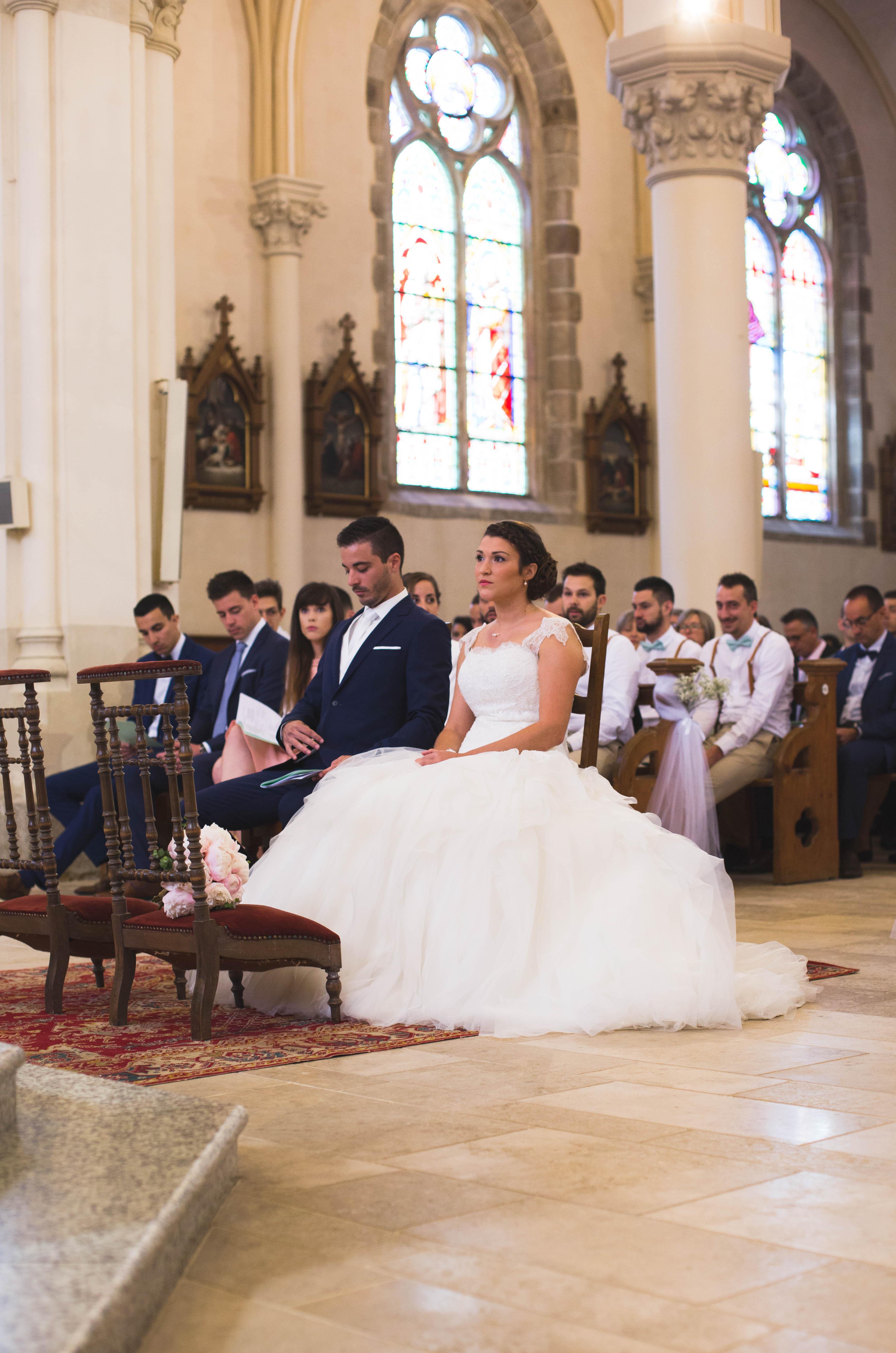 Photo de mariage en Vendée Malory et Richard