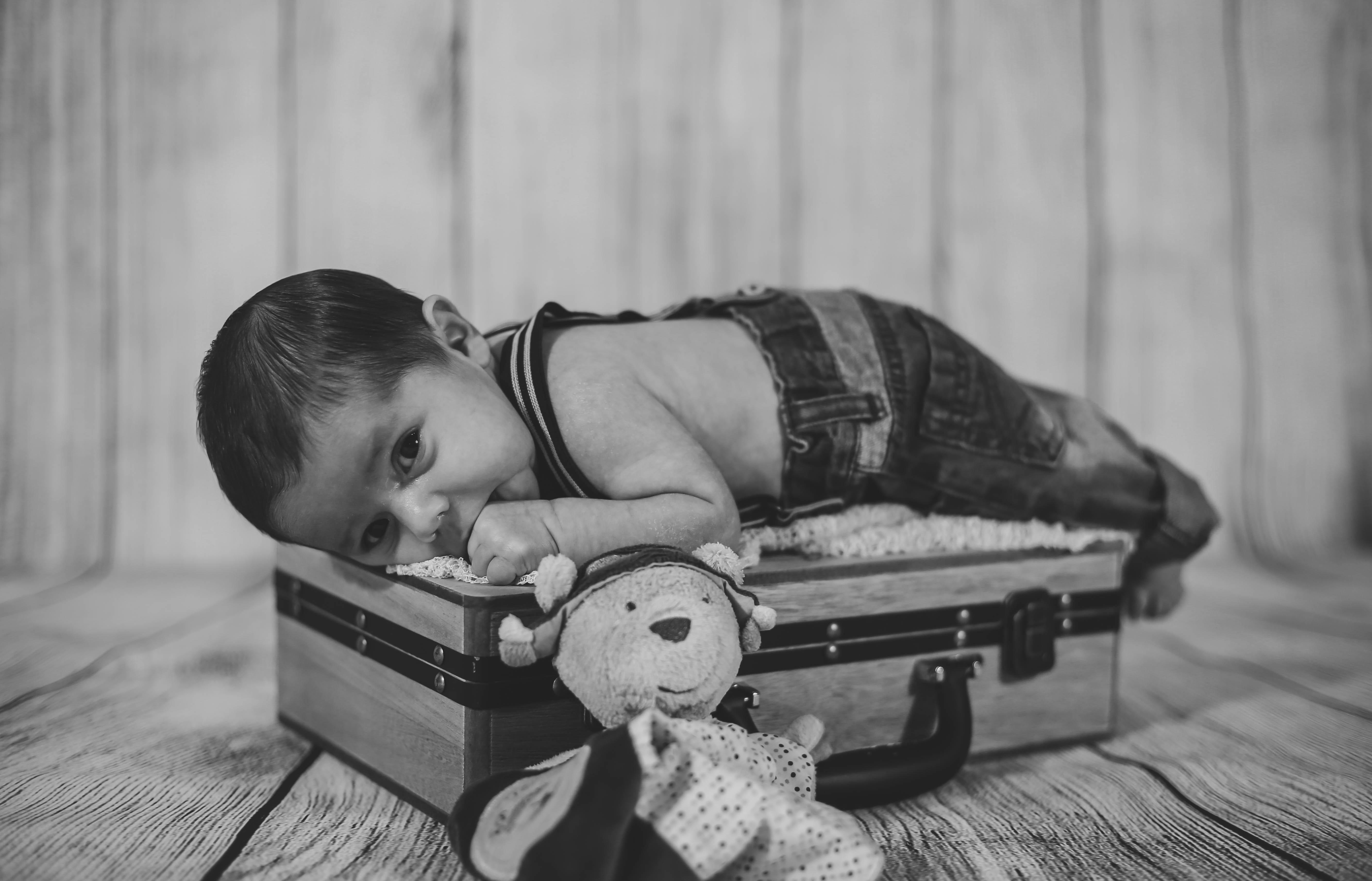 Photo de naissance et bébé en Vendée (85)