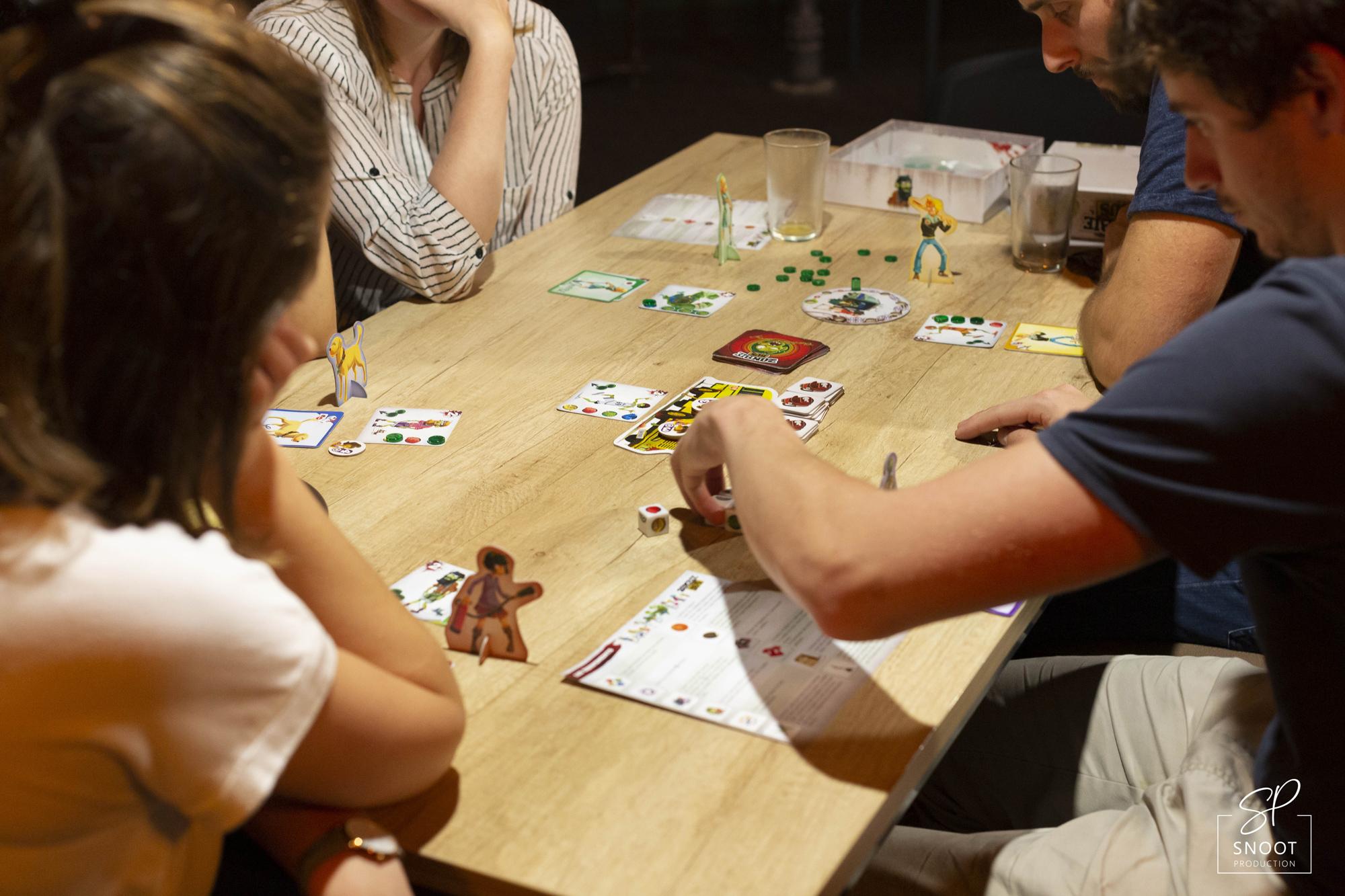 Soirée jeux Escape game à la Roche-sur-Yon
